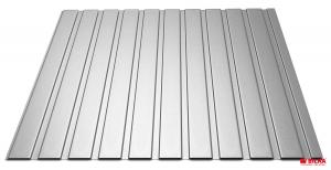 RAL 9006 - Argintiu