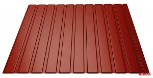 RAL 3011 - Roșu
